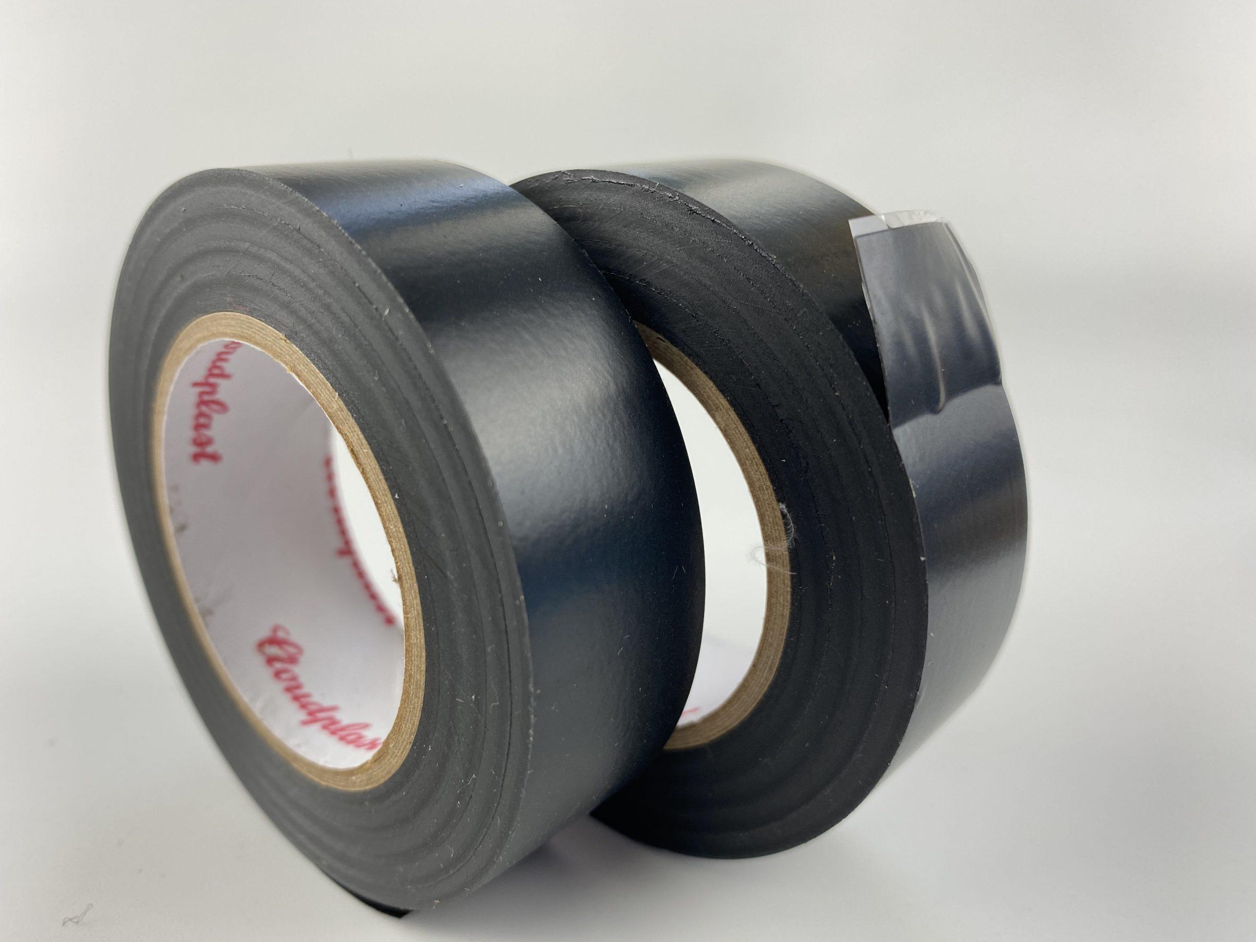 超薄 PVC 汽车线束胶带 – Cloudplast 10080 0.08mm