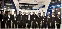 营口阿部配线参加东京第11届EV・HEV驱动系统技术展