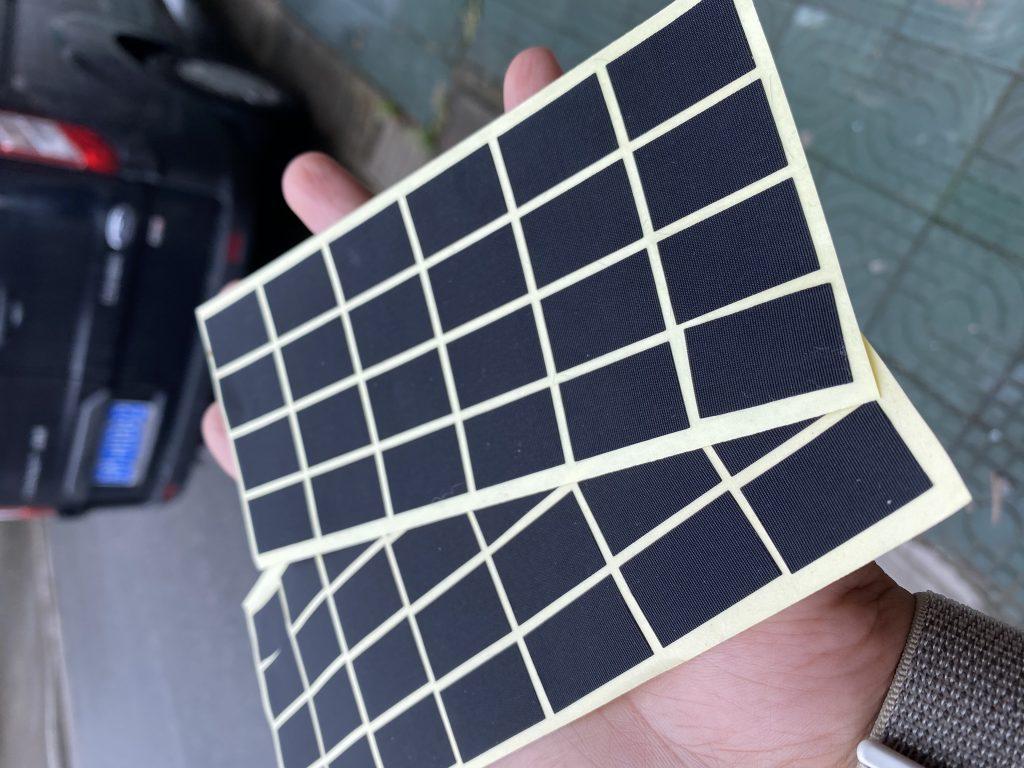阻燃醋酸布线束胶带/可模切成型 - Cloudplast 8005 series